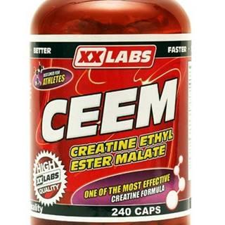 XXLabs Creatine Ethyl Ester Malate 240 kapsúl