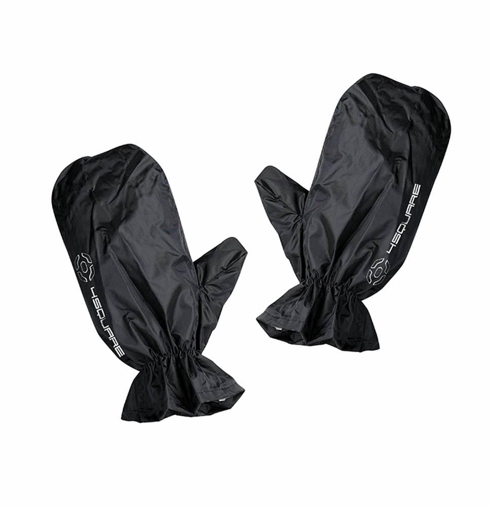 NOX Návleky na rukavice NOX/4SQUARE Overgloves čierna - M