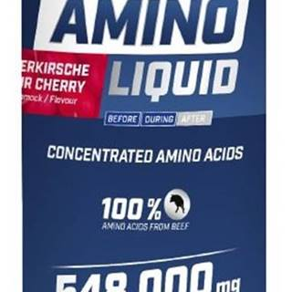 EnergyBody Amino Liquid 1000 ml variant: višňa