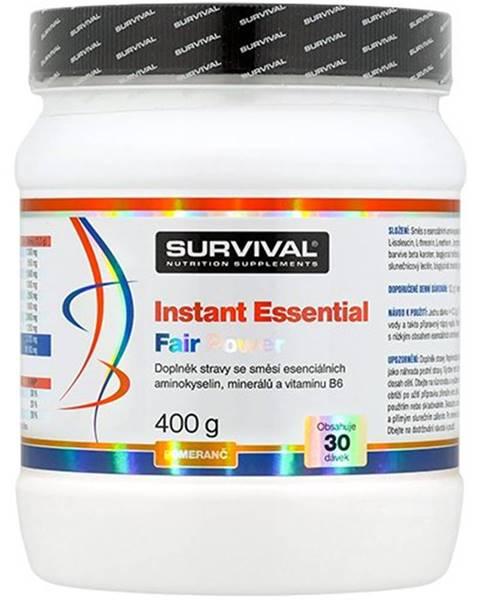 Aminokyseliny Survival