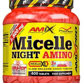 Amix Micelle Night Amino 400 tabliet